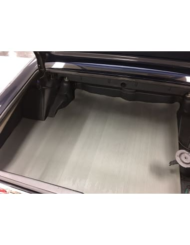 Complete Soft Top Frame - W113