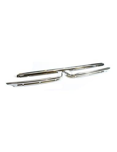 Achterbumper Chrome Stukken - SL 107 -1078850305 - 1078850405 - 1078850005