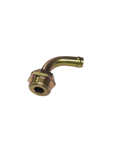 Elbow Pipe at Cylinder Head - W121 - 1802000419