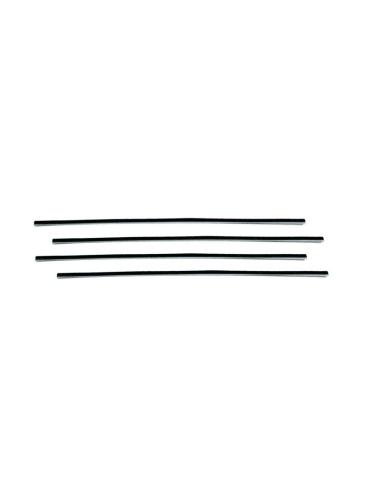 Fensterabstreifer Installationskit - 190SL W121 & Ponton Limousine
