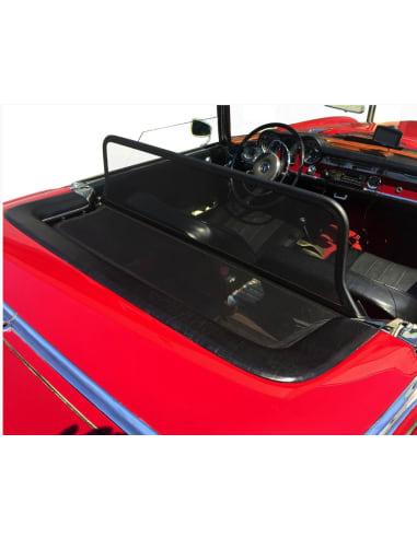 Custom-fit Cabrio wind shield - W113