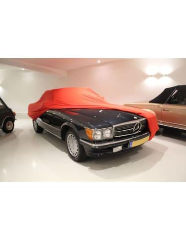Mercedes-Benz R107 SL Premium Indoor Stretch Autoabdeckung