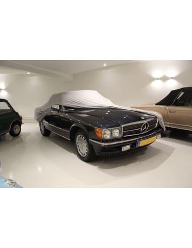 Mercedes-Benz R107 SLC Premium Indoor Stretch Couverture de Voiture