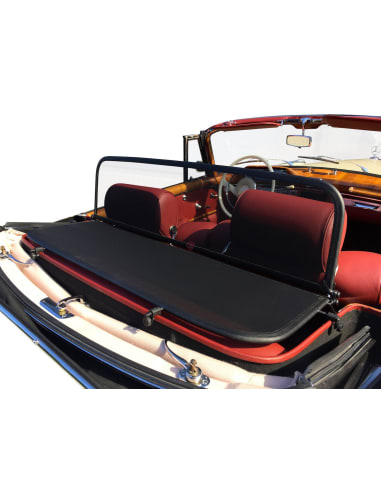 Passform Cabrio Windschott  W128 Ponton