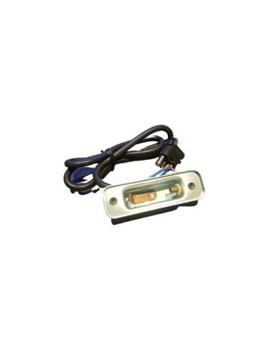 Nummerplaatverlichting - W113