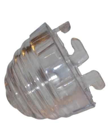 Blinkleuchtenglass Transparent - 190SL - Reproduction