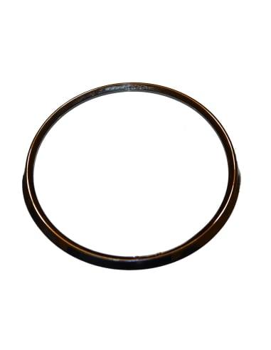 Chrome Ring - Snelheidsmeter/Toerental (115mm) - 190SL - Reproductie
