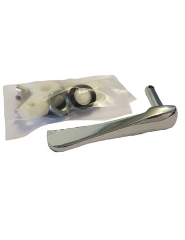 Chrome Hendel Installatieset - Hardtop - Links -  W113 - 1137950568