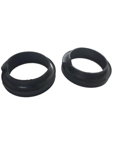 Rubberen Ring Achteras Suspensie 24mm - W113 - Repro