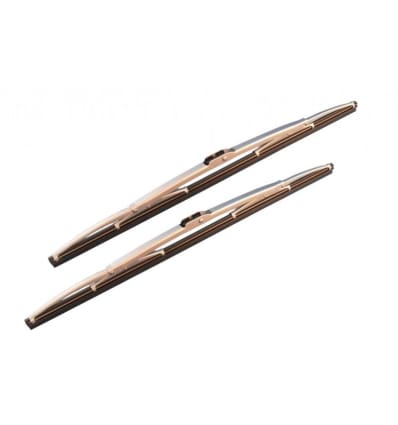 Stainless Steel Wiper Blades Set - SL 107