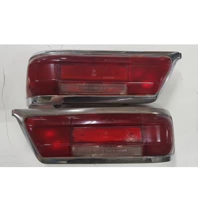 Achterlicht Glazen Links en Rechts Compleet - Vroeg Model - 230SL - 250SL - 1138201564 - 1138201664