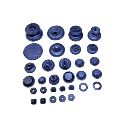 Complete Uitlaat Montage Kit - W113