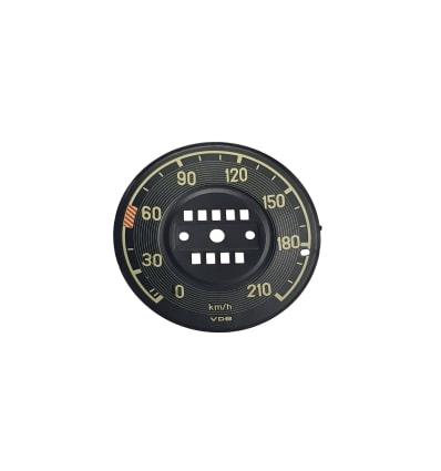 Speedometer Cadre - W111 - KM Version