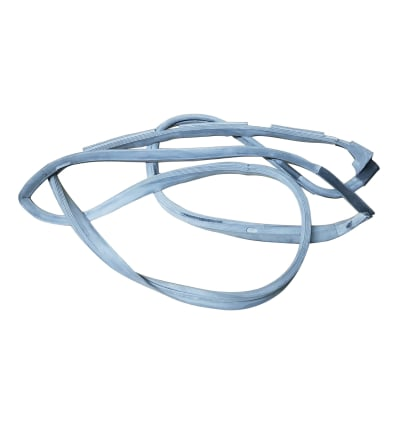 Deurrubber Achter Links  - W110 W111 - Original - 1107300578