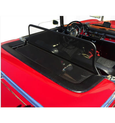 Custom-fit Cabrio wind shield - W113