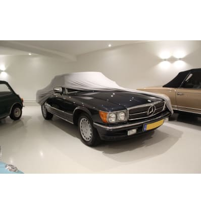Mercedes-Benz R107 SLC Premium Indoor Stretch Car Cover