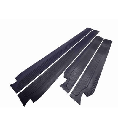 Sill Mat Set Rubber Blue W114 W115