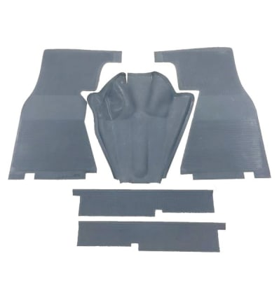 Complete Set Rubber Mat (REPRO) – 5 pieces - W121
