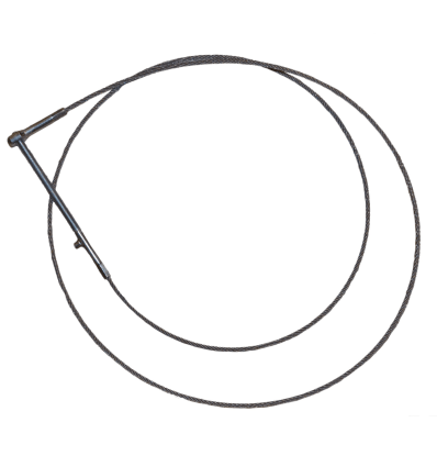 Emergency Brake Cable - Middle - 190SL - Reproduction