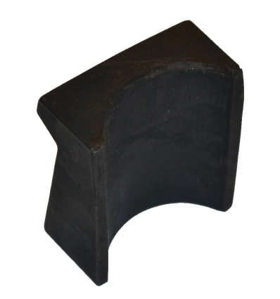 Support Rubber - Fits Column 38 mm - 190SL - Reproduction