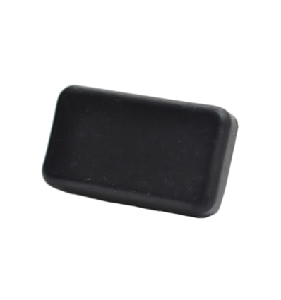 Square Rubber Buffer - Seat Adj.Link - 190SL - Reproduction