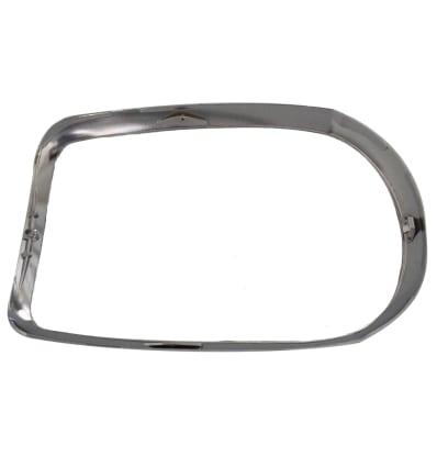 Chrome Bezel for Headlamp - Euro Only - W113 - 1138260189
