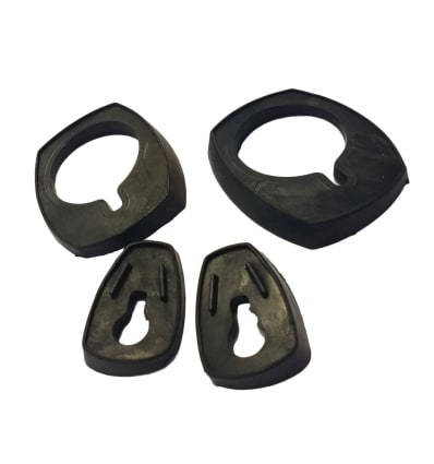 Set: 4pcs Handle Rubber - Door Handle - W113 - 1117665405 - 1117665105 - 1117665305 - 1117665105