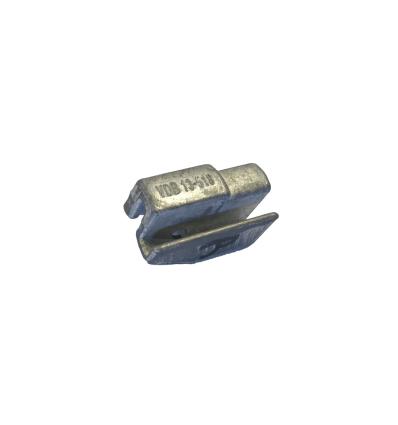 Geleidingsstuk Zijruit - Links -  W113 - 1137251232