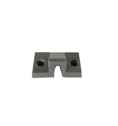 Plaat - Motorkap Ondersteuning - Links - W113 - Repro