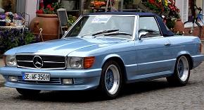 Betere Onderdelen voor Mercedes-Benz 1955-1975 W111 W113 W121. - Classic SK-02