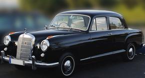 Nieuw Onderdelen voor Mercedes-Benz 1955-1975 W111 W113 W121. - Classic NG-19