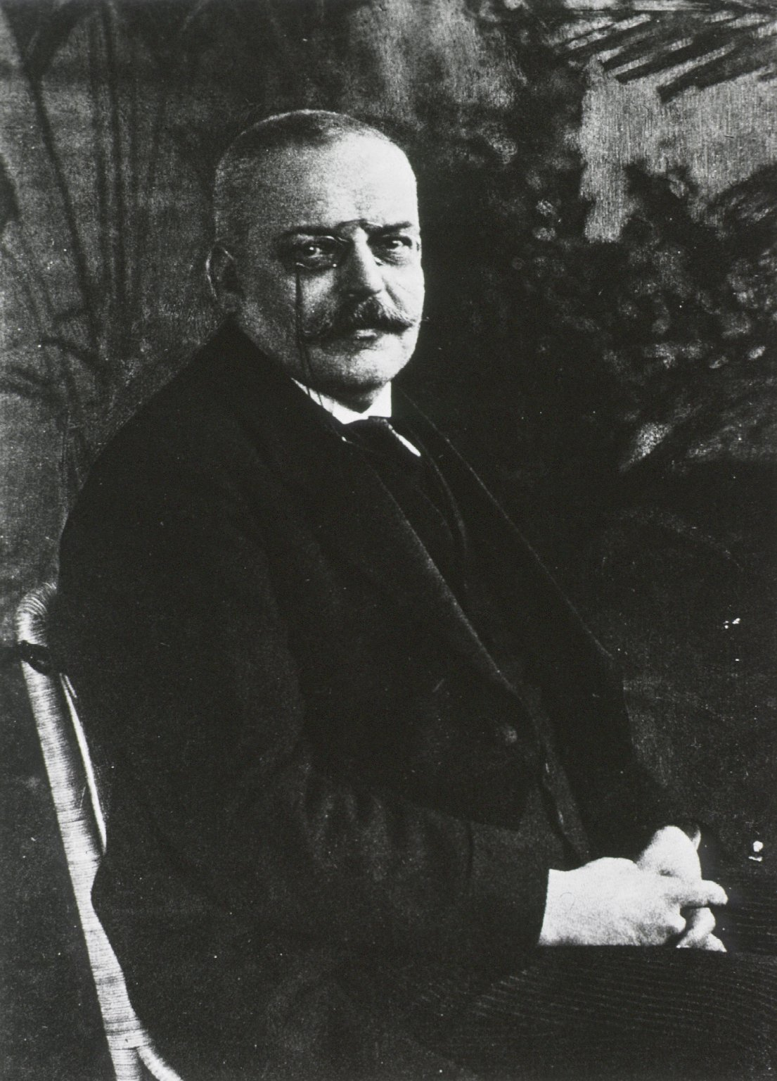 Dr. Alois Alzheimer, from Wikimedia Commons