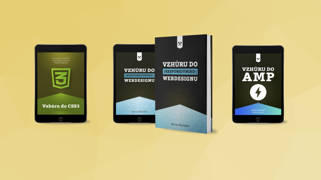 E-booky aknížka ze Vzhůru dolů
