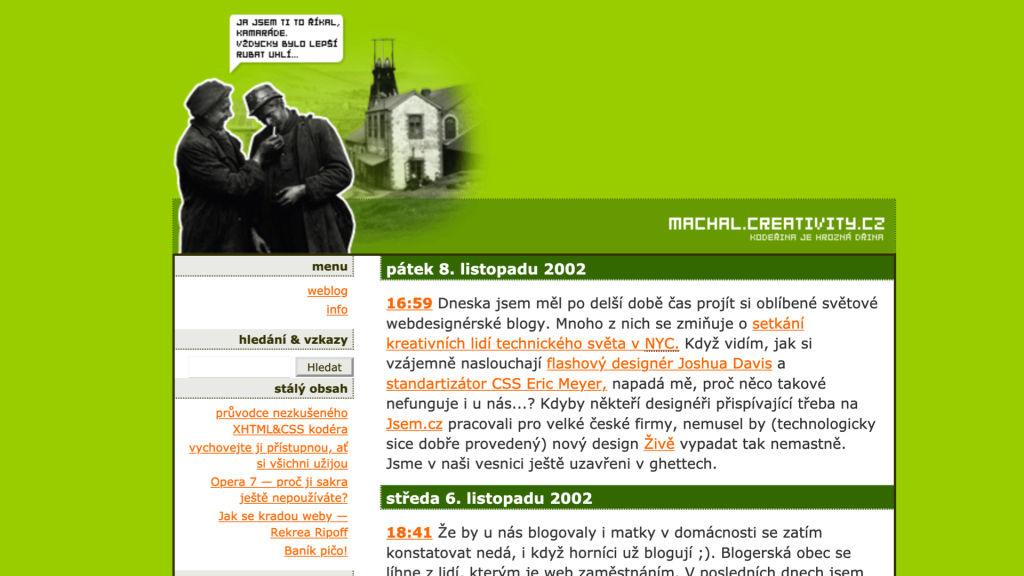 machal.creativity.cz