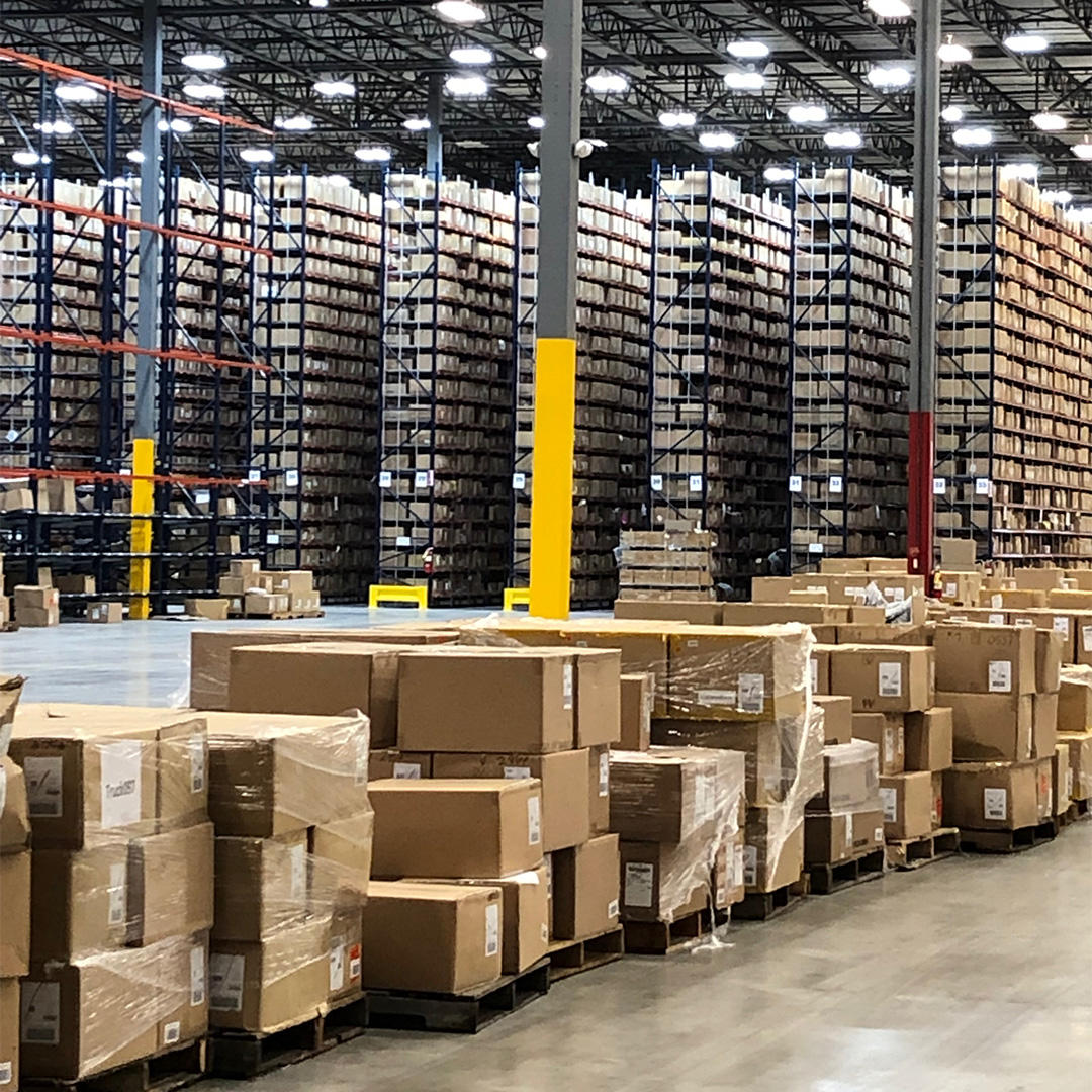 Spanx warehouse fulfilling orders