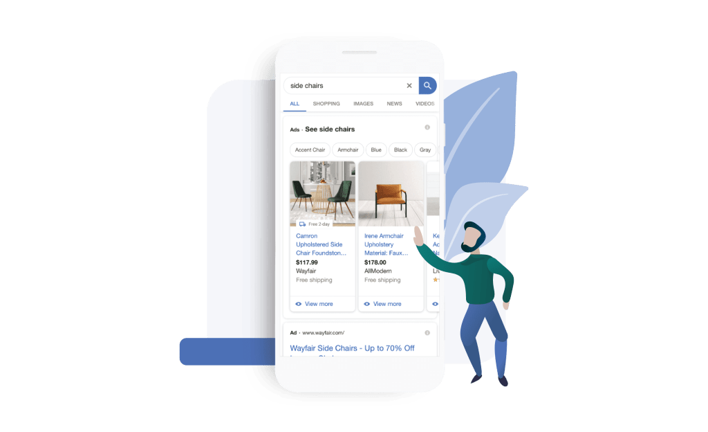 Multichannel ecommerce has evolved to the point that shoppers can purchase directly through Google