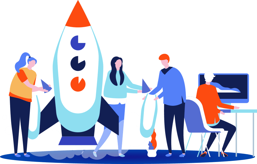 Ecommerce Sales Improvement Like a Rocket
