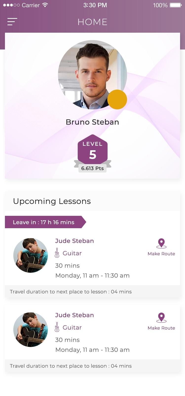 music-learning-app-development