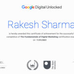 certificate-rakesh-w3axis-digital-marketing