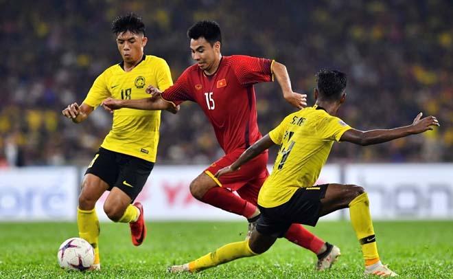Soi kèo Việt Nam vs Malaysia, 20h00 ngày 10/10, VL WC 2020