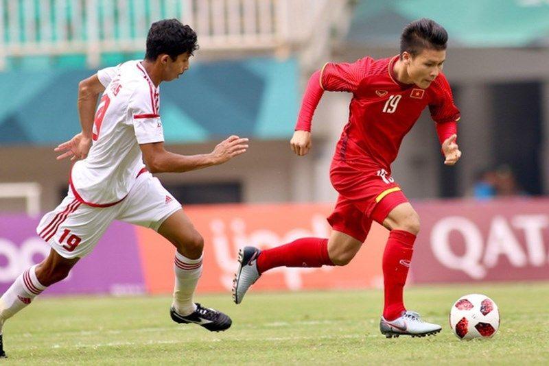 Soi kèo Việt Nam vs UAE, 20h00 ngày 14/11, VL WC 2022