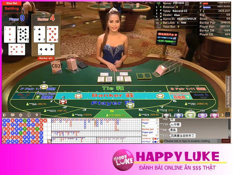 5 trò chơi phổ biến nhất casino trực tuyến uy tín nhất hiện nay