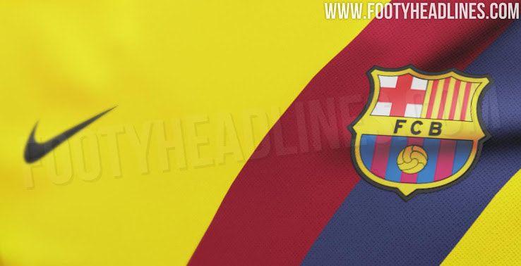 Logo của Barcelona được thiết kế lại từ đầu mùa 2019-2020