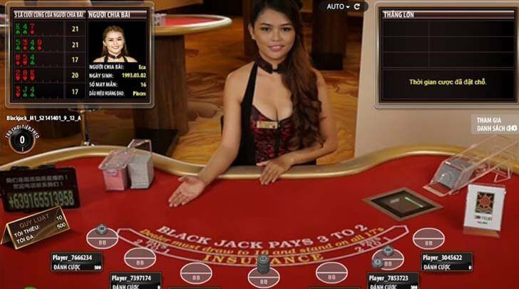 blackjack happyluke