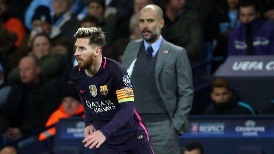 Lionel Messi tiết lộ Pep Guardiola của Manchester City về tiền vệ Sergio Busquets