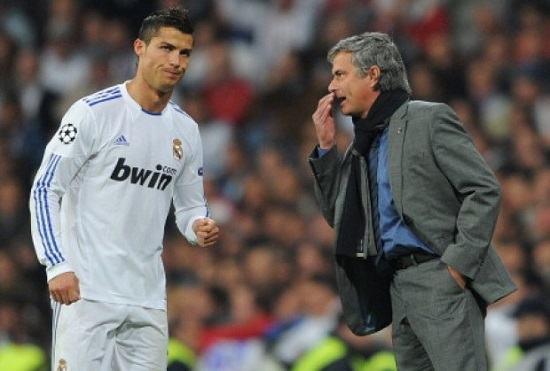 Jose Mourinho từ chối tin đồn về Cristiano Ronaldo Trở lại Manchester United