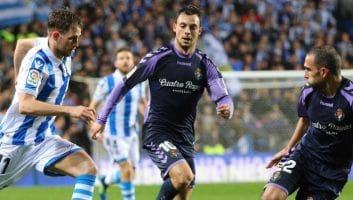 VIDEO REAL SOCIEDAD 1 – 2 REAL VALLADOLID HIGHLIGHTS 10/12/2018