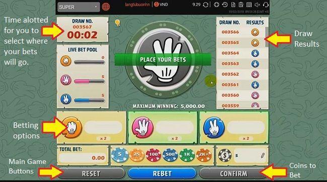 Hướng dẫn Chơi Rock Paper Scissors tại W88 Games - w88-yes.com
