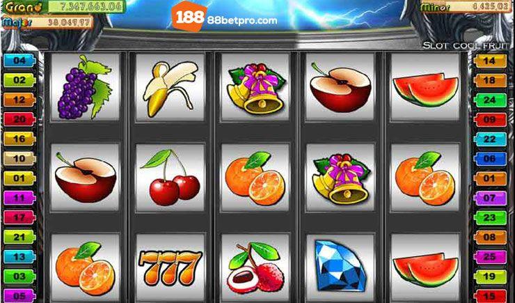máy đánh bạc casino