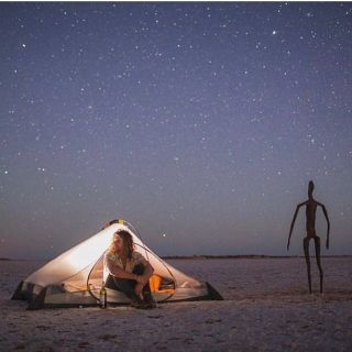 Instagram - Camping in the great…